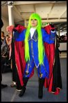 C C of CODE GEASS Lelouch of the Rebellion by LeeKeiki