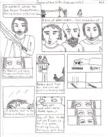 Padawan's Fall Comic Page 1 by RilwenShadowflame