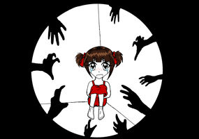 Insidious 2 Contest:Fear of the Dark by Shadouge172