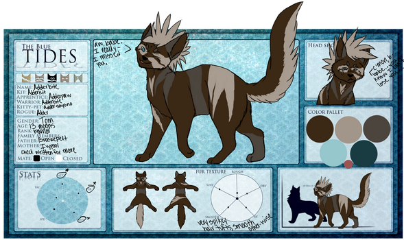 Adder(paw)bite | Apprentice-Warrior | WindClan by thefaithfulwolf
