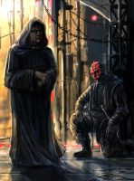 The Sith's Rule Of Two by Entar0178