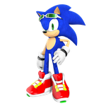 Sonic Riders Render by Nibroc-Rock