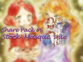 Share pack#6 Stock masquerade by Miyuko114
