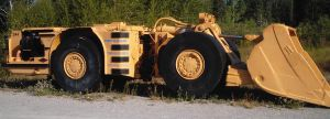 Old mine rock mover by specialoftheweek