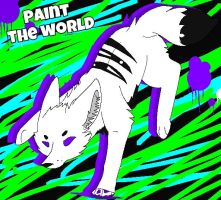Paint The World With Me (redo)(new style) by XxSkelly-BooxX