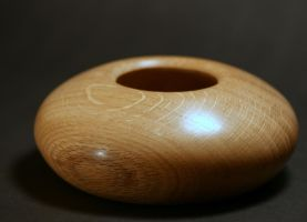 Unknown Wood Hollow Form by IAmQ