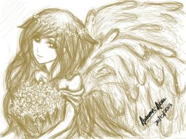 Every Bride is an Angel by Autumn-Aries