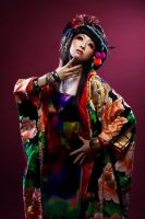 NEO Oiran01 by ou-oneone