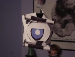 Wheatley :D by GarSkutherGirl