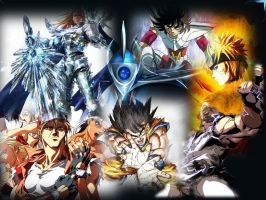 The best fighters by goliad