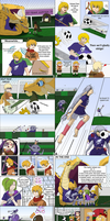 Colosseum 2014, Round 1: Jupiter's Football by AthenaBlackquill
