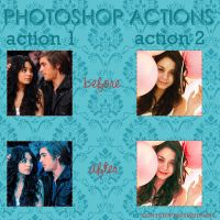 Photoshop Actions 1 by cantstopthismadness