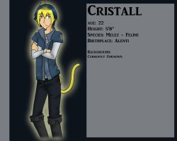 Profile: Cristall by celestialDeception