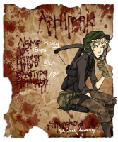 Ash Creek App--Finley by Little-Imp-Rin