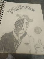 Two-Face(2) by mrlumberstack