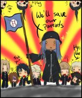 KH - We will save our parents by Marikuishiyutaru