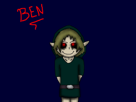 BEN DROWNED by SlimyZalgoMutt