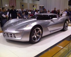 Corvette Stingray by SilverPhantom