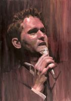 michael buble II by FeiGiap