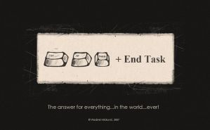 The answer for everything by Vladm