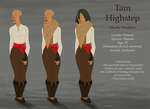 Tam Highstep Reference by Askede