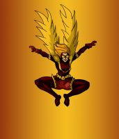 Flamebird by Cubed1