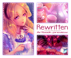 Rewritten AB: Alice in Wonderland by kokotea
