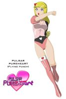 Pulsar Pureheart - action pose 4 by Dangerman-1973