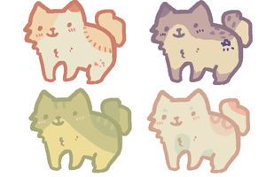 . cheap cat adopts . by huffety