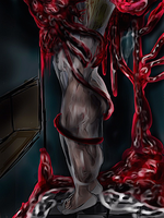 Vore horror 1299 by MOLD666