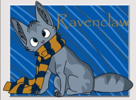 Ravenclaw Character by iheartart132