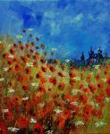 red poppies 672121 by pledent