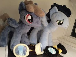 Dust Devil and Soarin' by caashley