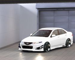 Acura TSX by madesignz
