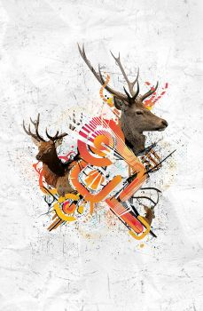 Stag by Aeoll