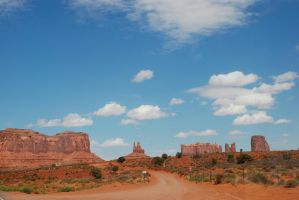 Monument Valley by SaldaeanFarmgirl
