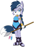 PC: Lupe The Wolf (Part 1) by x-SpookyBoo-x