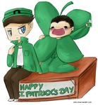 St. Patrick's day by Sohilicious