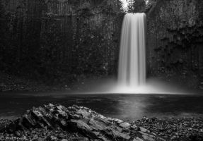Abiqua Falls by DreaErvin