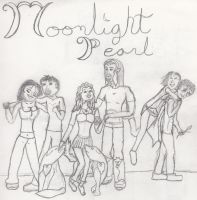 Moonlight pearl Group picture by AmaltheaTwin