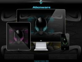 Alienware C- by Naeki-Design