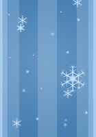 Winter Custom Box Background by Pikachumaster