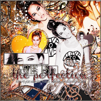 Blend 22 // She is the perfection by Nievely
