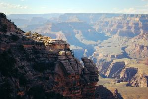 The Grand Canyon by attlid