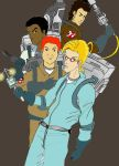 ghostbusters by robertocortes