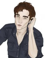 Rob Pattinson is Edward by Edward-Cullen-Fans