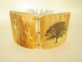 Wedding Guest Book - handmade wooden product by newdesign12