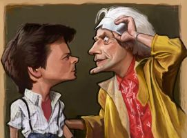 'It's your kids, Marty' by bangalore-monkey