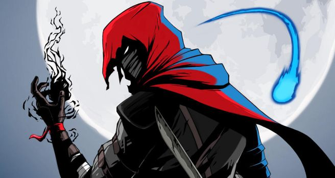 Aragami - Out of the Shadows Twitch Banner by Helryu