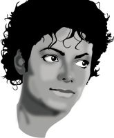 A Tribute to a Great: Michael by garrett-btm